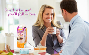 One taste and you will fall in love with Skim Plus Milk.