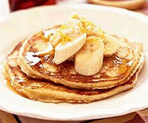 Low Calorie Pancakes